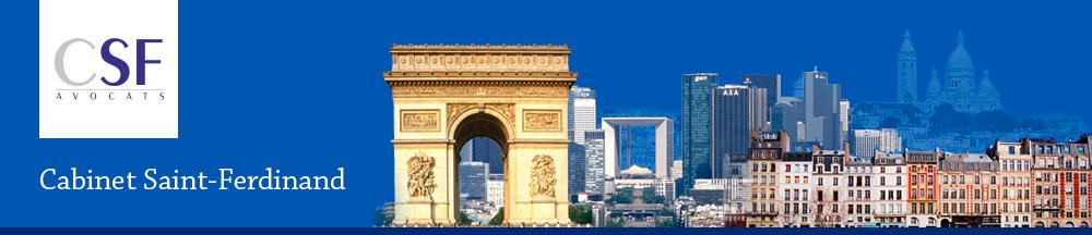 Avocats Cabinet Saint Ferdinand Paris 17eme